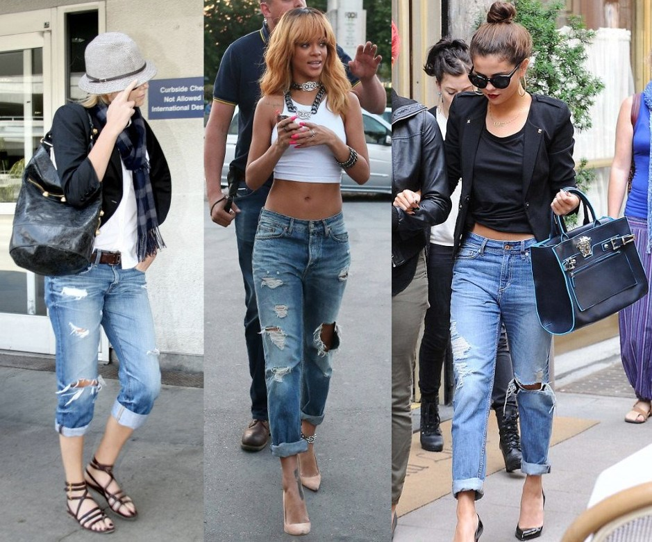 BOYFRIEND JEANS NOT YOUR BOYFRIENDu2019S JEANS. u2013 Style ...
