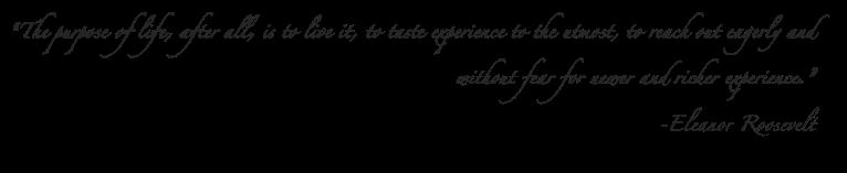 TasteExperience